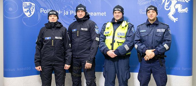 Полиция представит на модном показе свою новую форму