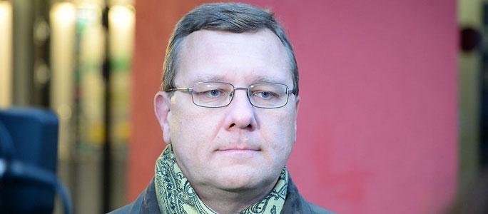 """Андрус Тамм: """"Мы хотим видеть его президентом Эстонии"""""""