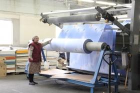 «Кренгольмская мануфактура» пишет свою новую историю