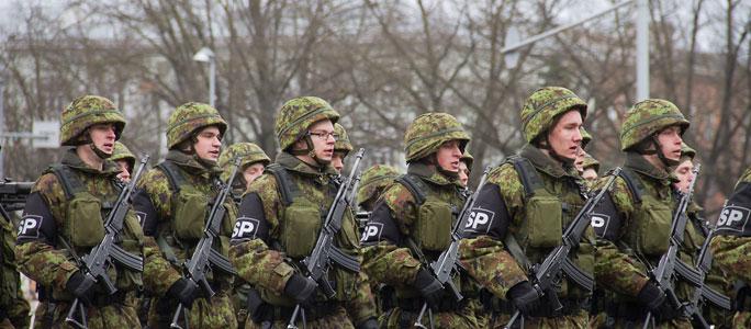 Опрос.  Возможна ли террористическая атака в Эстонии?