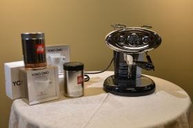+Галерея. «Кофейная кантата» пришлась по вкусу, а вот аукцион - не особо