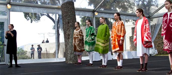 Эстонцы начали делать одежду из советских одеял