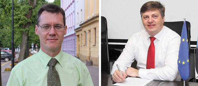 На пост мэра Нарвы выдвигают Таммисте и Коновалова
