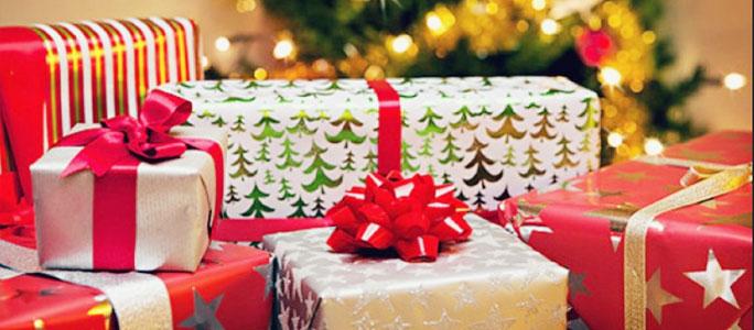 В новогодние праздники избегай излишних упаковок