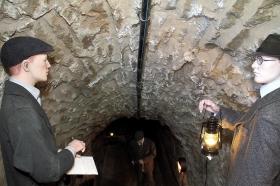 +Видео. +Галерея. Казематы нарвского бастиона Виктория увидели первые посетители