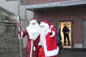 +Галерея. В детский сад пришли сразу два Деда Мороза