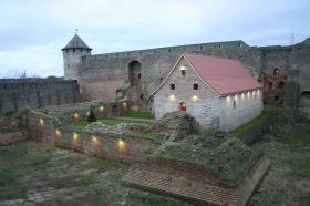 Ивангородская крепость теперь не только под открытым небом