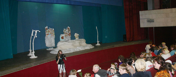 ОПРОС. Как вы относитесь к появлению в Нарве театрального центра?