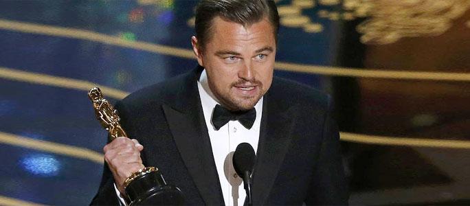 Леонардо Ди Каприо получил «Оскара»