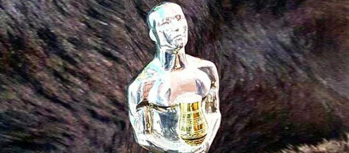 Ди Каприо получил серебряный «Оскар» из Якутии