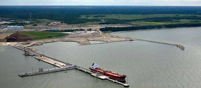 Планируется строительство аммиачного терминала в Силламяэ