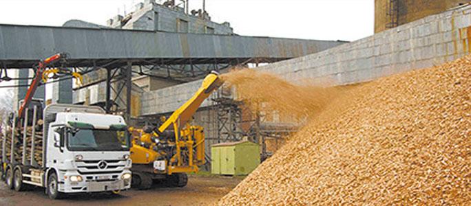 Перевели на биотопливо