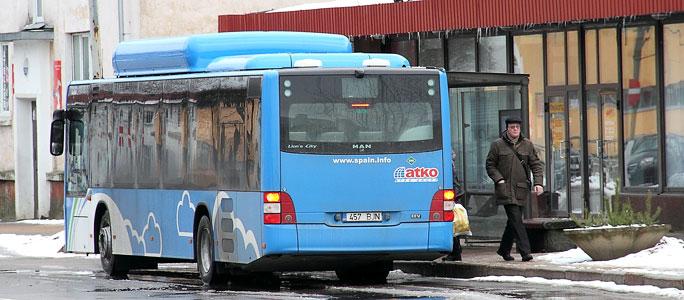 Начиная с православной Пасхи, рейсов на Рийгикюла станет больше