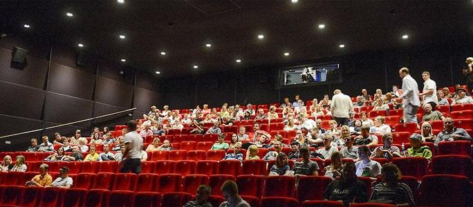 Apollo начинает строительство кинотеатра в Нарве