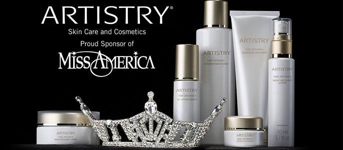 ARTISTRY - мировой бренд средств по уходу за кожей