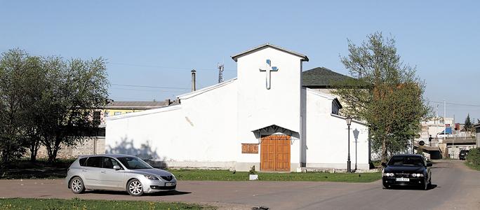 Впервые в Эстонии здание церкви купила частная фирма