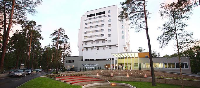 Спа-отель Meresuu ищет нового собственника