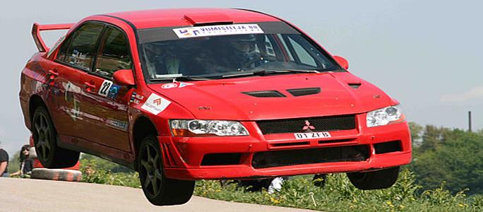 Соревнования по ралли-спринту в Нарве отменены