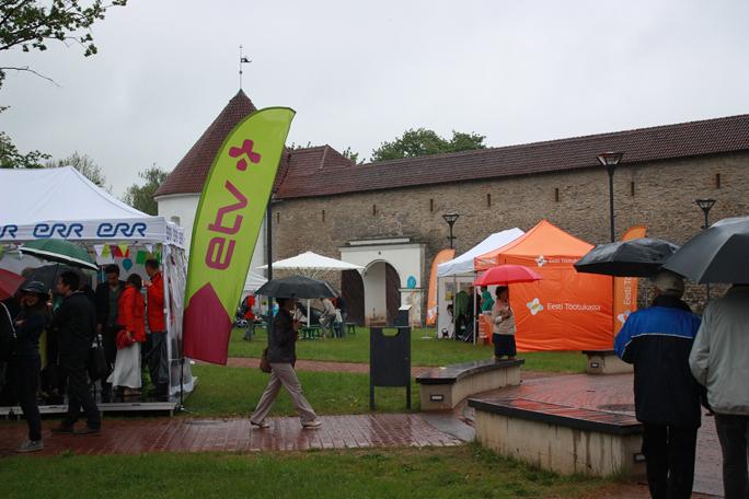 Фестиваль мнений в Нарве: а может, дело не в дожде?