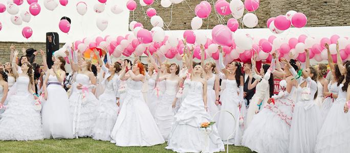 Сбежавшие невесты 2016. Дневник акции
