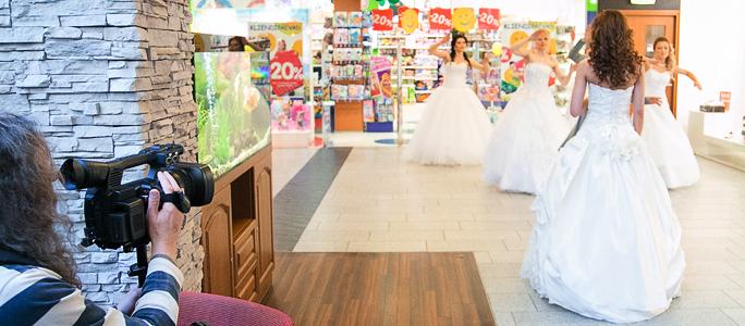 Дневник акции. Наши невесты не сидят на месте