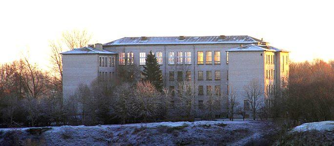 На месте бывшей школы №7 в Нарве построят жилые дома