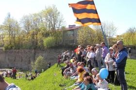 Видео. Галерея. Празднование Дня Победы в Нарве