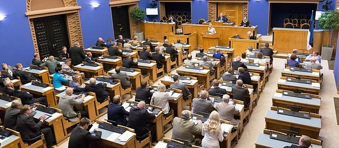 Парламент Эстонии на этой неделе проведет последние заседания весенней сессии