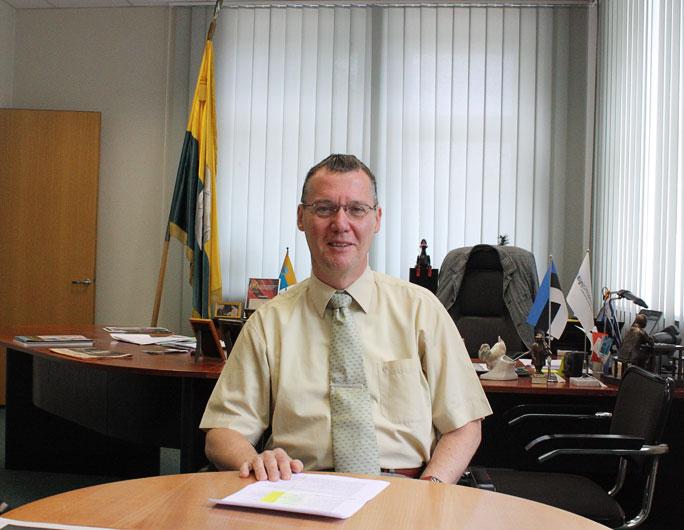 Мэр: очистить Нарву от развалюх помог бы местный налог