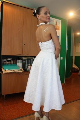Галерея. Видео. Дневник акции. Прибыли российские невесты