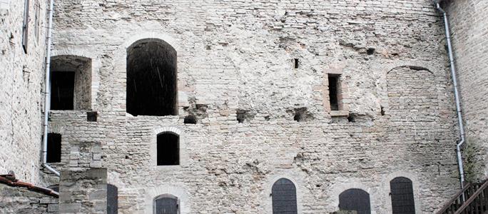 Замок получил средства на Восточный  флигель и новую экспозицию