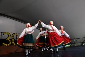 Праздник в честь танцев