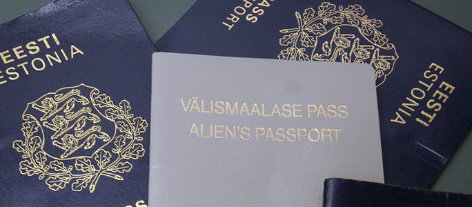 C серым паспортом - визы в Россию