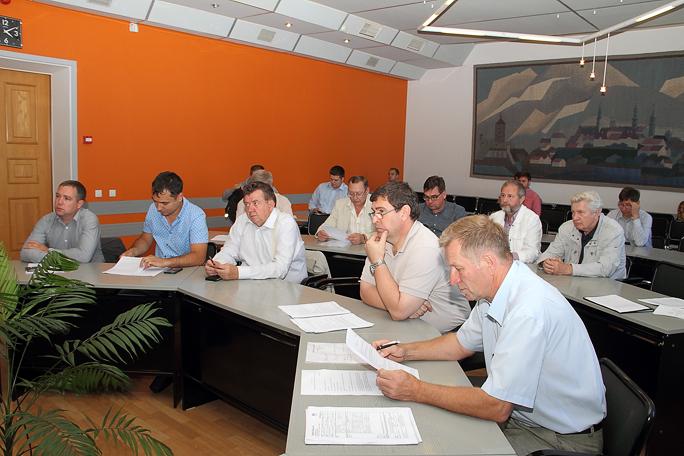 Сотрудников в Департамент городского хозяйства наберут по конкурсу