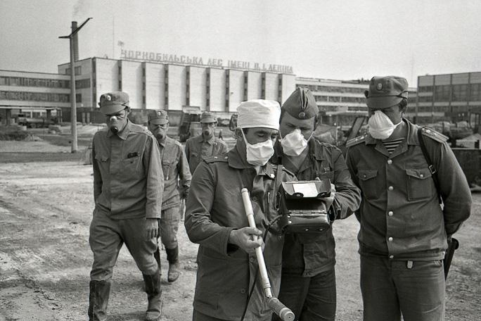 Чернобыльцы просят помочь