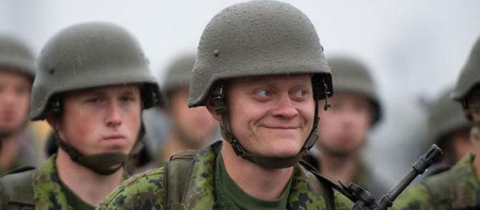 Эстонские военнослужащие примут участие в учениях НАТО в Германии