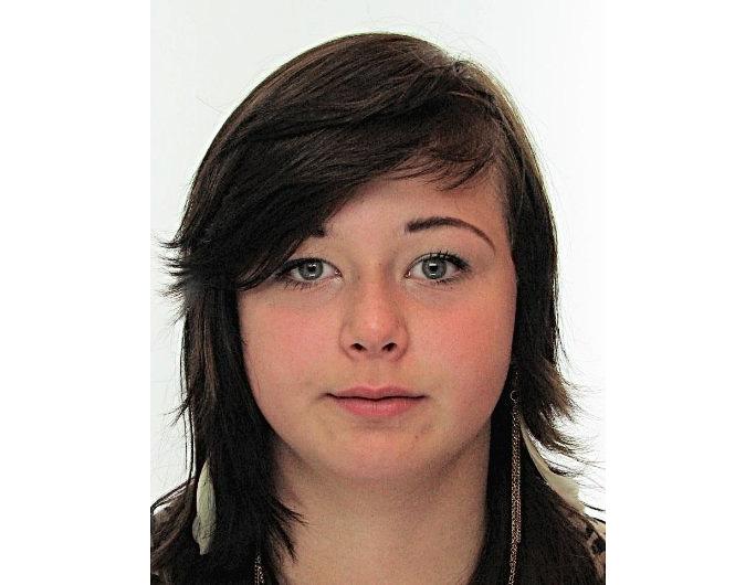 Полиция просит помощи в поиске 16-летней Анастасии