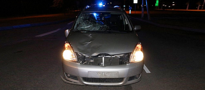 В Нарве погиб 84-летний пешеход: полиция ищет свидетелей ДТП