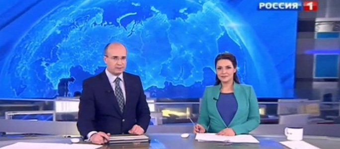 Русофобия - в головах потребителей российской телевизионной пропаганды