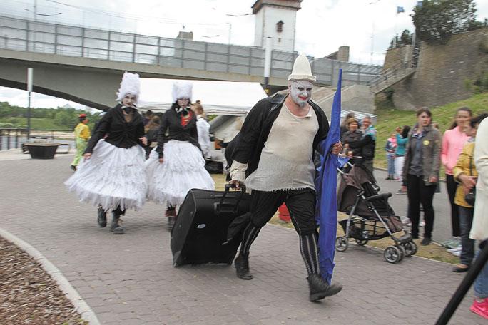 Эстония пытается привлечь туристов из Китая, Кореи и Японии