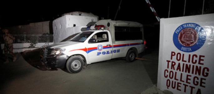 В Пакистане было совершено нападение на полицейскую академию