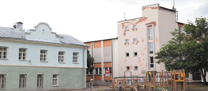 В Нарве пройдут два архитектурных конкурса