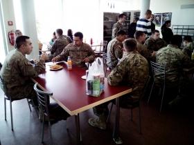 +Галерея. Главная база НАТО в Эстонии готовится принять пополнение
