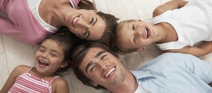 Как сделать прекрасные семейные фотографии
