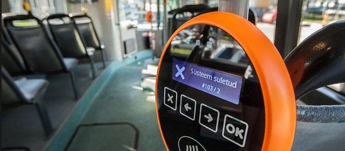 Силламяэ перейдет на бесплатный общественный транспорт