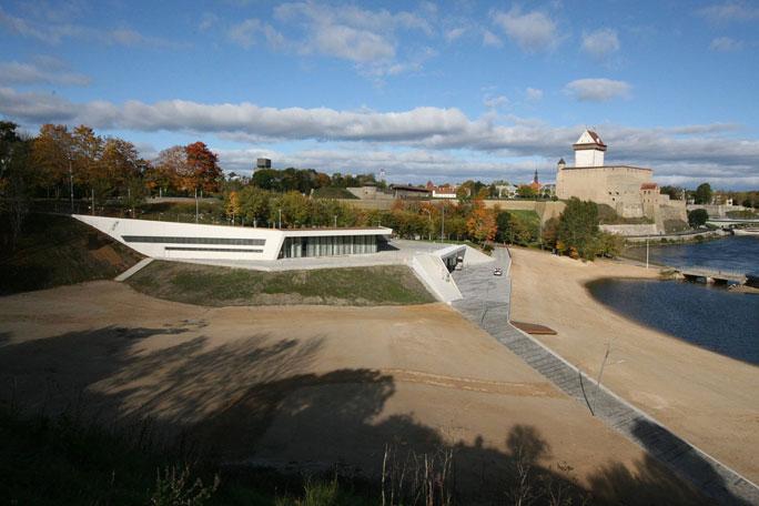 В конкурсе Бетонное сооружение 2016 года участвует 20 строений