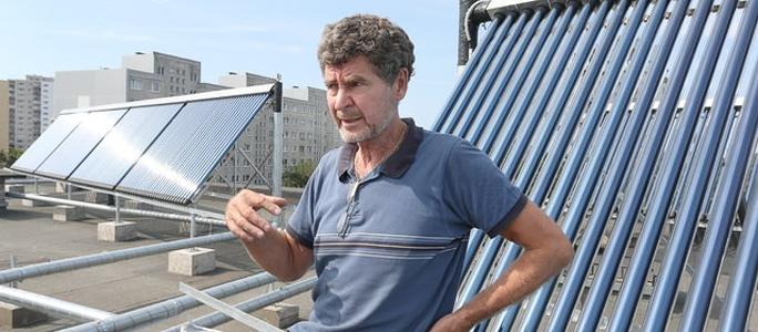 Нарвские КТ задумались о солнечных панелях
