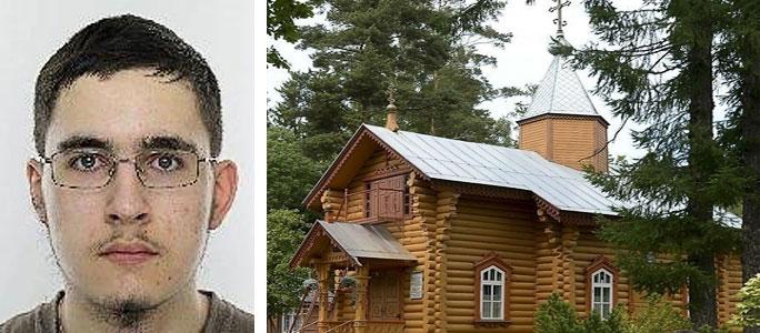 Убийцу священника в Нарве отправили на психиатрическое лечение