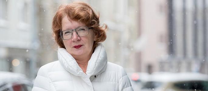 Яна Тоом не готова баллотироваться в мэры Нарвы, но не прочь стать мэром Таллинна