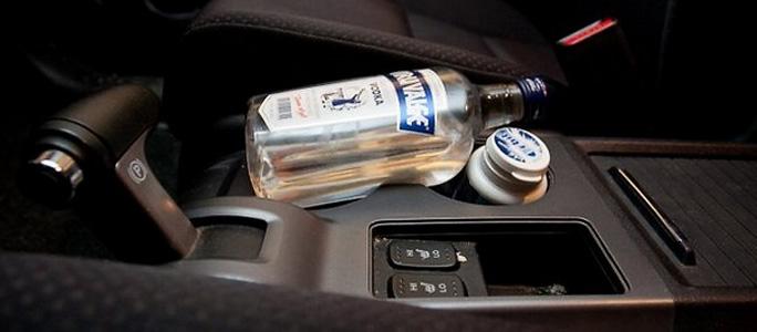 У пьяных водителей конфисковывают автомобили